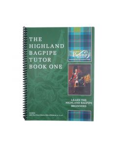Highland Bagpipe Tutor Book 1