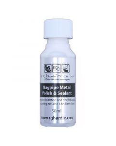 Bagpipe Metal Polish